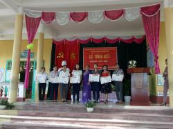 Tổng kết năm học 2019-2020 trường mầm non Đồng Sơn